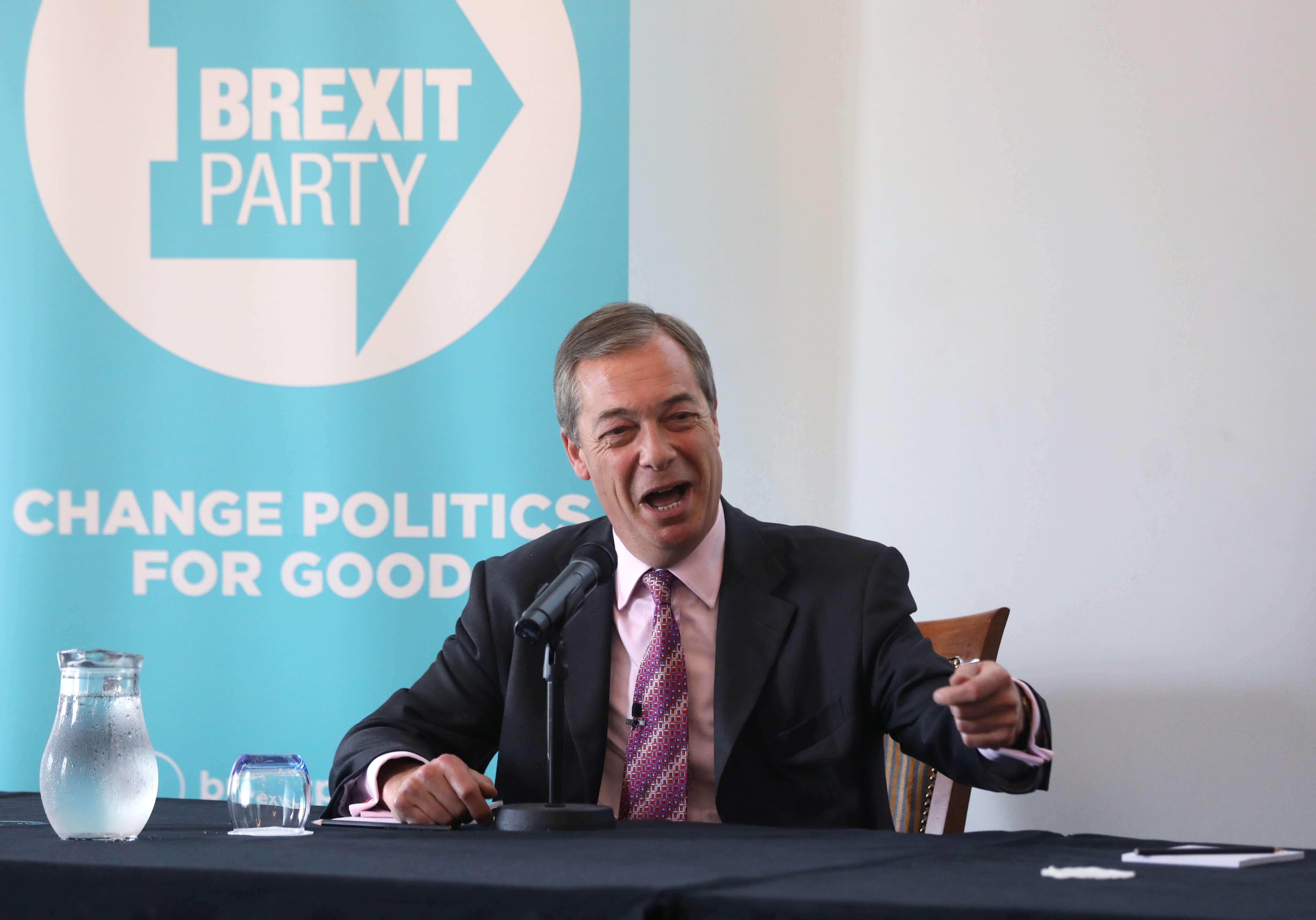 Κατά των εκλογών στο Πέτερμποροου το κόμμα του Brexit