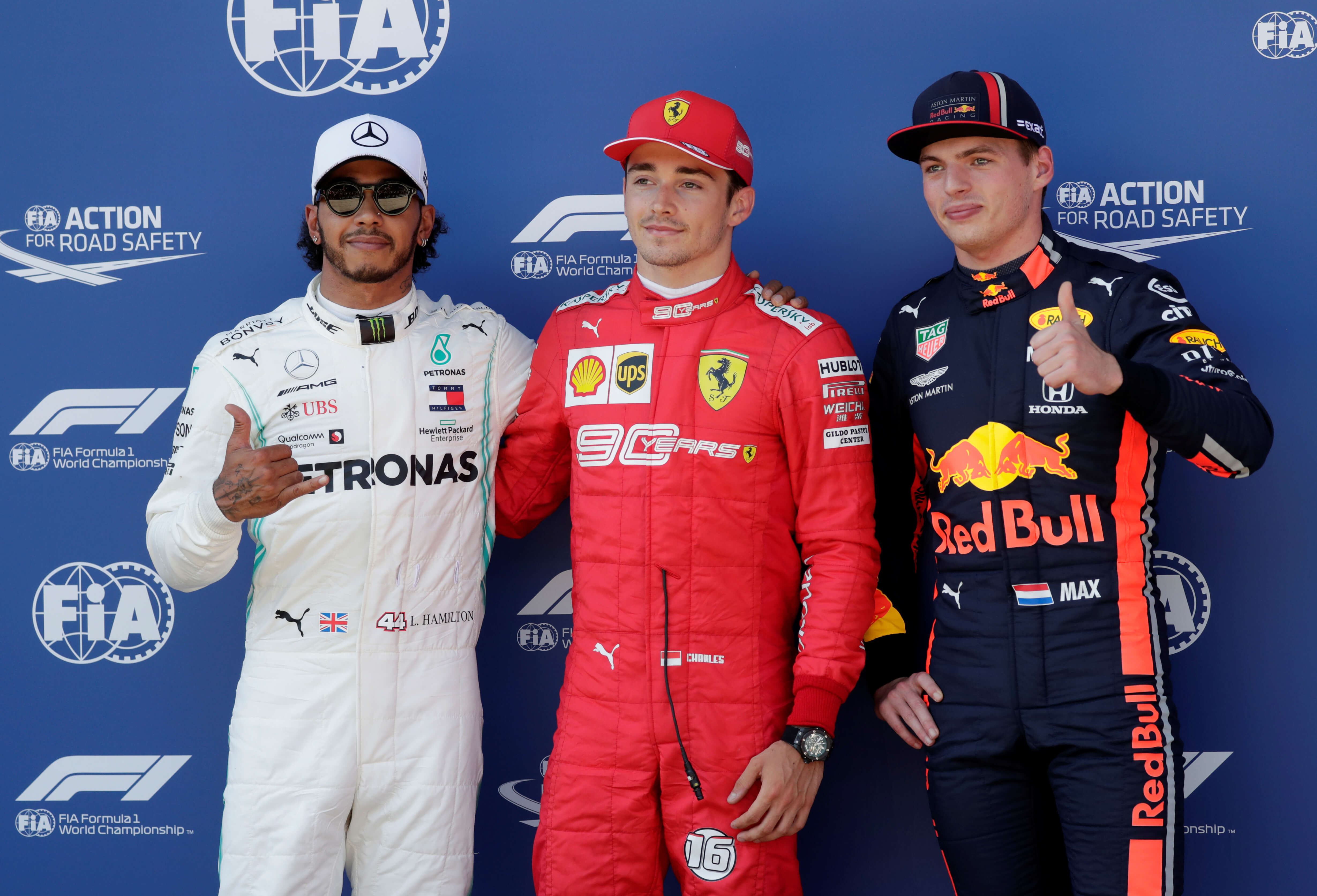 "Formula 1: ""Σφαίρα"" ο Λεκλέρκ! Πήρε την pole position στην Αυστρία"