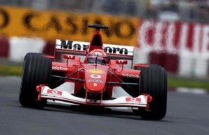 Σε δημοπρασία η Ferrari F2002 του Michael Schumacher [vid]
