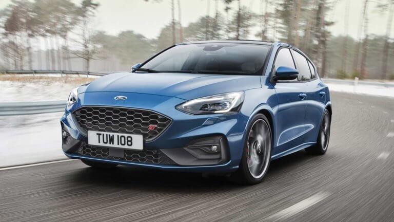 Ανακοινώθηκαν οι επιδόσεις του νέου Ford Focus ST [vid]