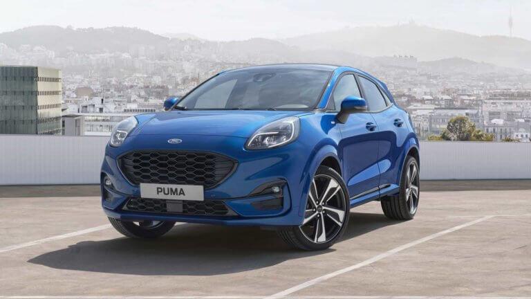 Ford Puma: Το νέο SUV της Ford θα σε σαγηνεύσει! [vid]
