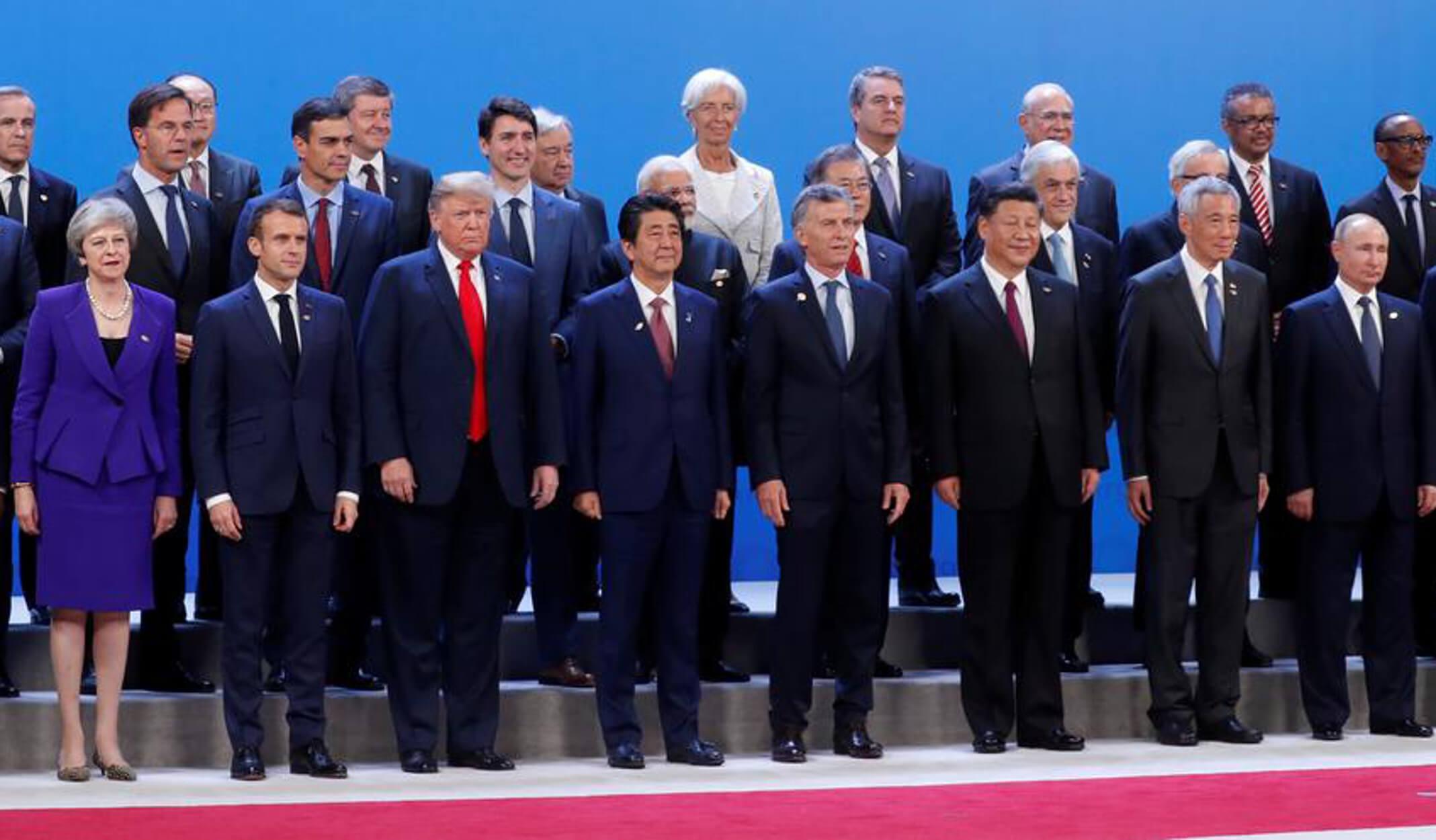 Παραδοχή G20: Ο κορονοϊός αποκάλυψε τις ελλείψεις στα συστήματα υγείας