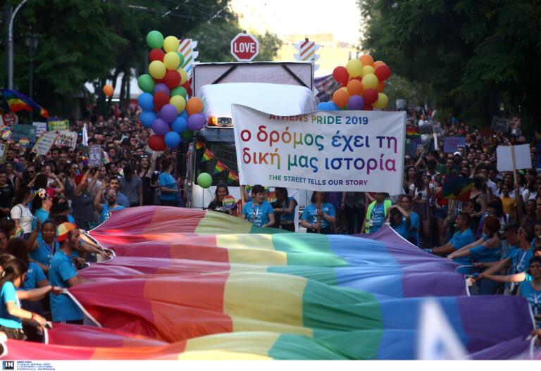 Athens Pride 2019: Η Αθήνα γιορτάζει την αγάπη στη μνήμη του Ζακ [pics]