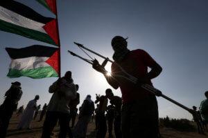 Λωρίδα της Γάζας: 75 Παλαιστίνιοι τραυματίες από Ισραηλινά πυρά