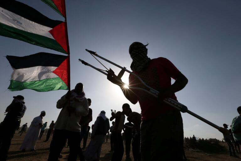 Παλαιστίνη: Διαδηλώσεις σε Δυτική Όχθη και Γάζα για τη διάσκεψη του Μπαχρέιν