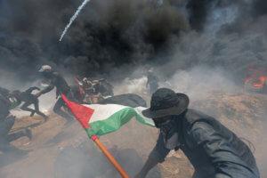 Παλαιστίνη: Διαδηλώσεις σε Δυτική Όχθη και Γάζα κατά του σχεδίου των ΗΠΑ για το Μεσανατολικό