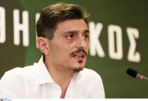 Γιαννακόπουλος – PAO Alive: «Στόχος είναι ο ουρανός» – «Τα μεγάλα πορτοφόλια δεν έχουν συνδράμει»
