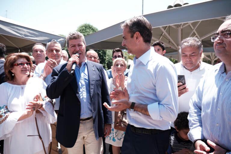 Αποτελέσματα εκλογών – Αιγάλεω: Δήμαρχος με… 54 ψήφους διαφορά ο Γιάννης Γκίκας