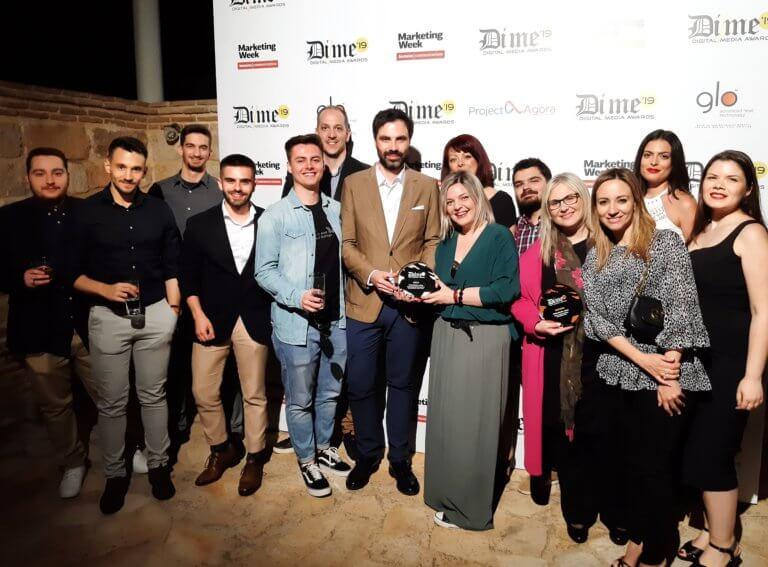 Τριπλή διάκριση για Phaistos Networks – glomex στα Digital Media Awards