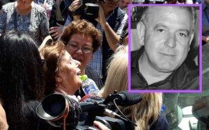 Δολοφονία Γραικού: Ράγισαν και οι πέτρες στην κηδεία του