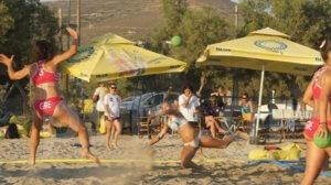 «Χρυσά» τα ιπτάμενα κορίτσια της Εθνικής Ελλάδας στην Πάρο! – video