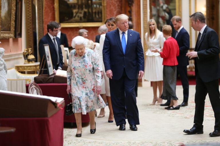 Ο Πρίγκιπας Χάρι σνόμπαρε τον Τραμπ μετά την προσβολή στη Μέγκαν!