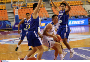 Εθνική Εφήβων: Δεν εντυπωσίασε, αλλά νίκησε τις Φιλιππίνες στην πρεμιέρα του Παγκοσμίου U19