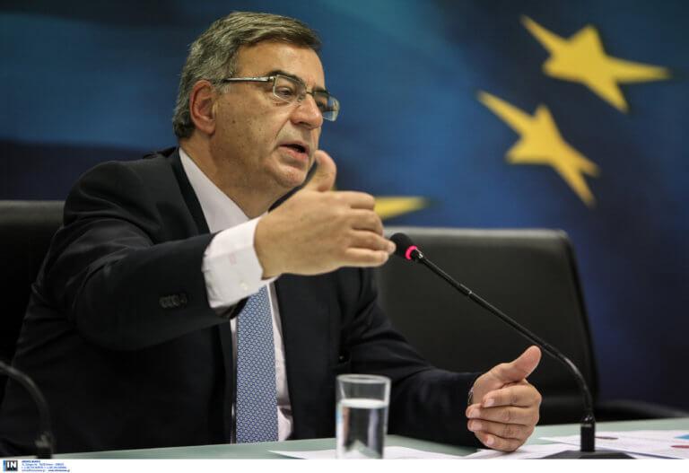 Ο Νίκος Χριστοδουλάκης συντονιστής Οικονομίας του ΚΙΝΑΛ