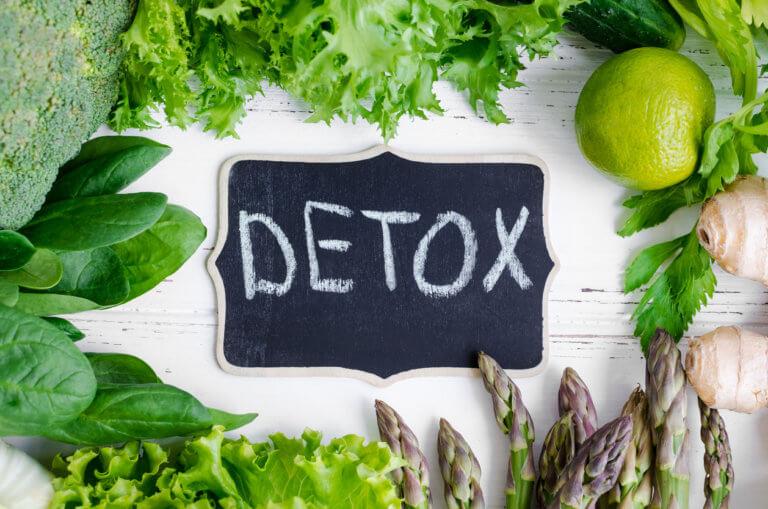 Τι περιέχει η διατροφή για σωστή αποτοξίνωση οργανισμού