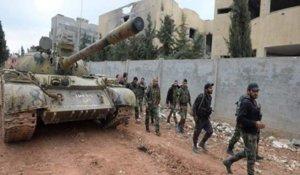 Συρία: «Μπήκαν» σε πόλη – κλειδί οι κυβερνητικές δυνάμεις!