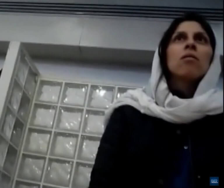 Ιράν: Απεργία πείνας… τέλος για την Ναζανίν Ζαγαρί-Ράτκλιφ