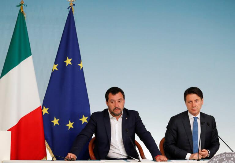 ΕΕ: Πειθαρχικά μέτρα στην Ιταλία για παραβίαση των δημοσιονομικών κανόνων