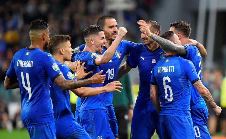 Προκριματικά Euro 2020: Πρώτη με ανατροπή η Ιταλία! Εύκολο διπλό για τη Φινλανδία – videos