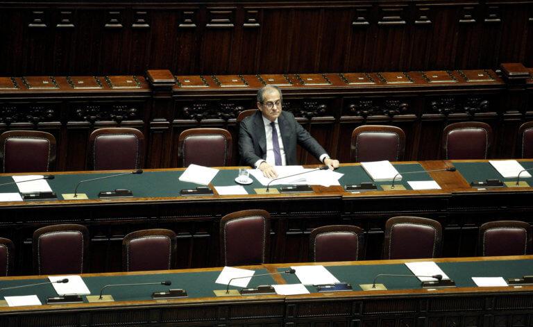 Νέα κόντρα για τον ιταλικό προϋπολογισμό – Αναθεώρηση ζητούν οι υπουργοί της ευρωζώνης