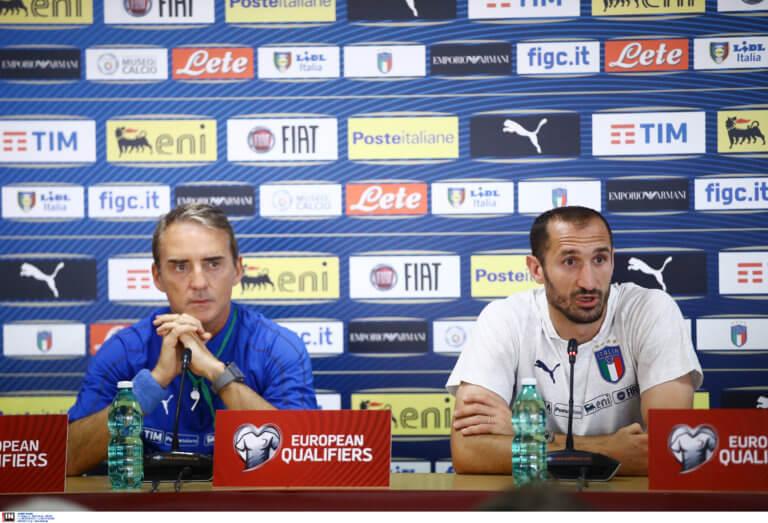 Ελλάδα – Ιταλία: «Παίκτες παγκόσμιας αναγνώρισης οι Μανωλάς-Παπασταθόπουλος»