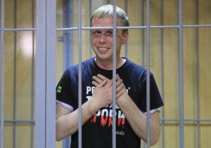 Ρωσία: Συγκίνηση για τον Ιβάν Γκολούνοφ – «Θα συνεχίσω την δημοσιογραφική έρευνα»