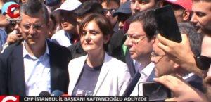 Αντιμέτωπη με 17 χρόνια φυλάκιση η πολιτικός Τζανάν Καφταντσίογλου για «εξύβριση» του Ερντογάν – Video