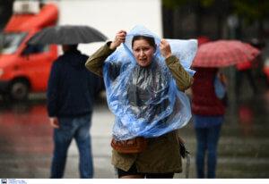 Καιρός: Έκτακτο δελτίο επιδείνωσης με βροχές και καταιγίδες!