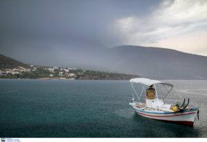Ο καιρός στη Θεσσαλονίκη σήμερα (2019-10-10)
