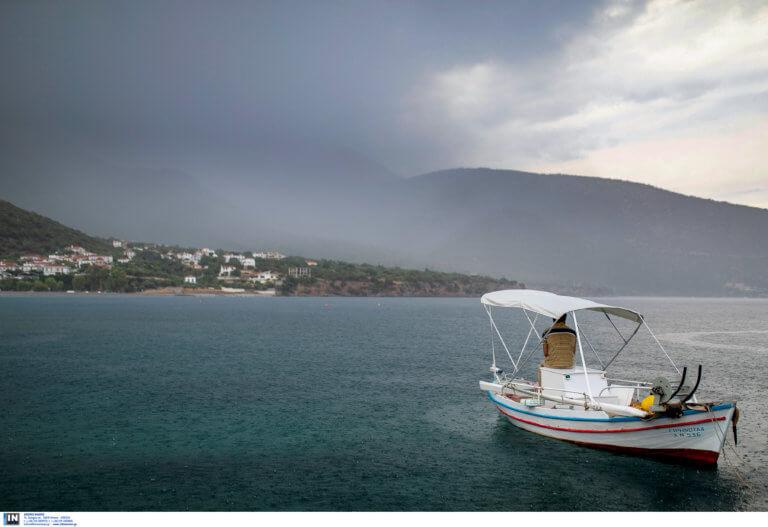 Ο καιρός στη Χίο σήμερα (2019-10-10)