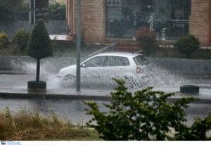 Καιρός: Νέα καταιγίδα αναμένεται το απόγευμα στην Αθήνα