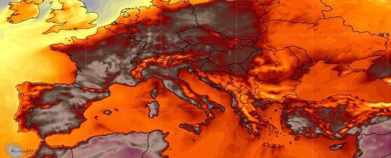 Καύσωνας – Ευρώπη: «Η κόλαση είναι εδώ»