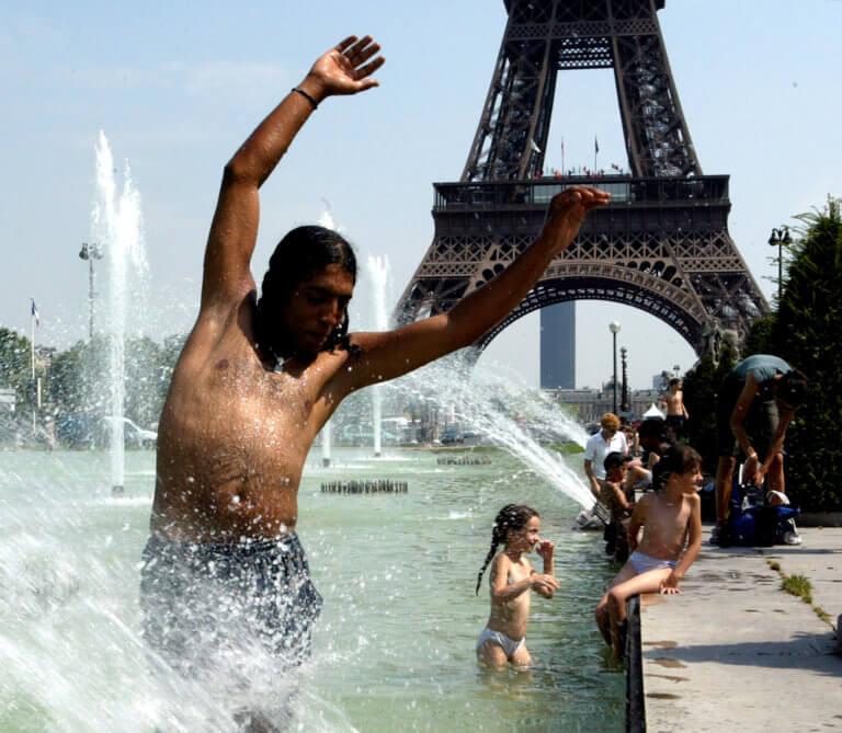 Καιρός: Η Σαχάρα τσουρουφλίζει την δυτική Ευρώπη!