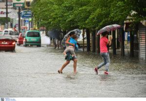 Καιρός: Έκτακτο δελτίο επιδείνωσης με ισχυρές βροχές και χαλάζι