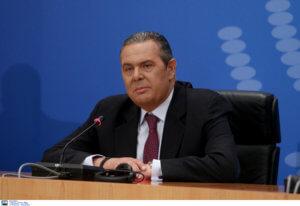 Στον εισαγγελέα για τις βίζες του ΥΠΕΞ ο Καμμένος: «Θα βγουν πολλά πράγματα»
