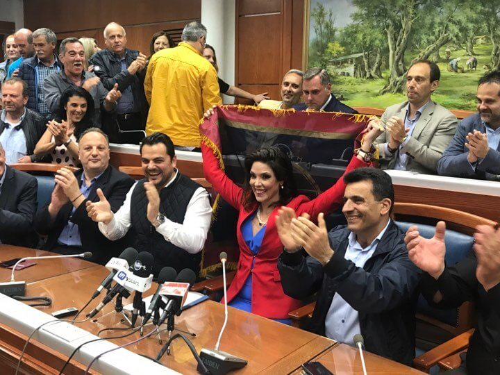 Αποτελέσματα Εκλογών – Κέρκυρα: Η Μερόπη Υδραίου έγινε η δεύτερη γυναίκα δήμαρχος στο νησί!
