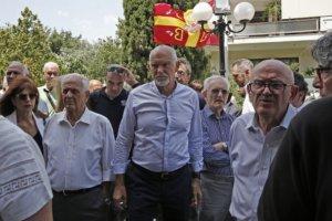 Ροβέρτος Σπυρόπουλος: Με Γεννηματά και Παπανδρέου το τελευταίο αντίο