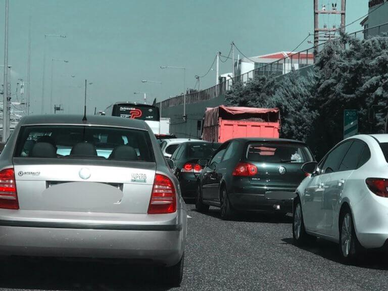 Κόλαση στους δρόμους της Αθήνας – Μποτιλιάρισμα σε όλα τα κεντρικά σημεία