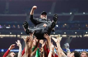 """Τελικός Champions League: Στον… αέρα ο Κλοπ! """"You'll never walk alone"""" – video"""