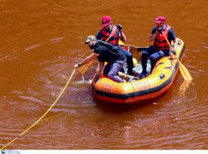 Ορέστης: Βρέθηκε η τρίτη βαλίτσα του θανάτου στην Κόκκινη Λίμνη!