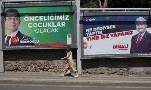 Debate Ιμάμογλου – Γιλντιρίμ με φόντο τις εκλογές στην Κωνσταντινούπολη