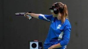 """""""Χρυσή"""" η Κορακάκη στο Μινσκ! Δεύτερο μετάλλιο για την Ελληνίδα αθλήτρια"""