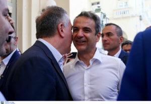 """Μητσοτάκης: """"Η συμφωνία των Πρεσπών πλήγωσε όλους τους Έλληνες"""""""