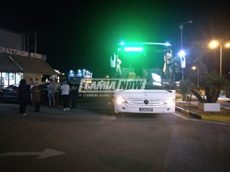"""Λαμία: Περιπέτεια για επιβάτες λεωφορείου στην Εθνική Οδό! """"Ήταν σαν βόμβα…"""""""
