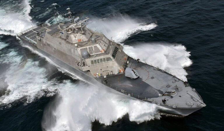 Αυτό είναι το νέο προηγμένο «φουτουριστικό» πολεμικό πλοίο του Ναυτικού των ΗΠΑ!