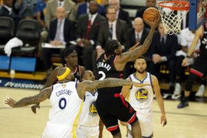 NBA: Οι Ράπτορς πήραν πίσω το πλεονέκτημα έδρας! Νίκησαν τους μισούς Γουόριορς – video