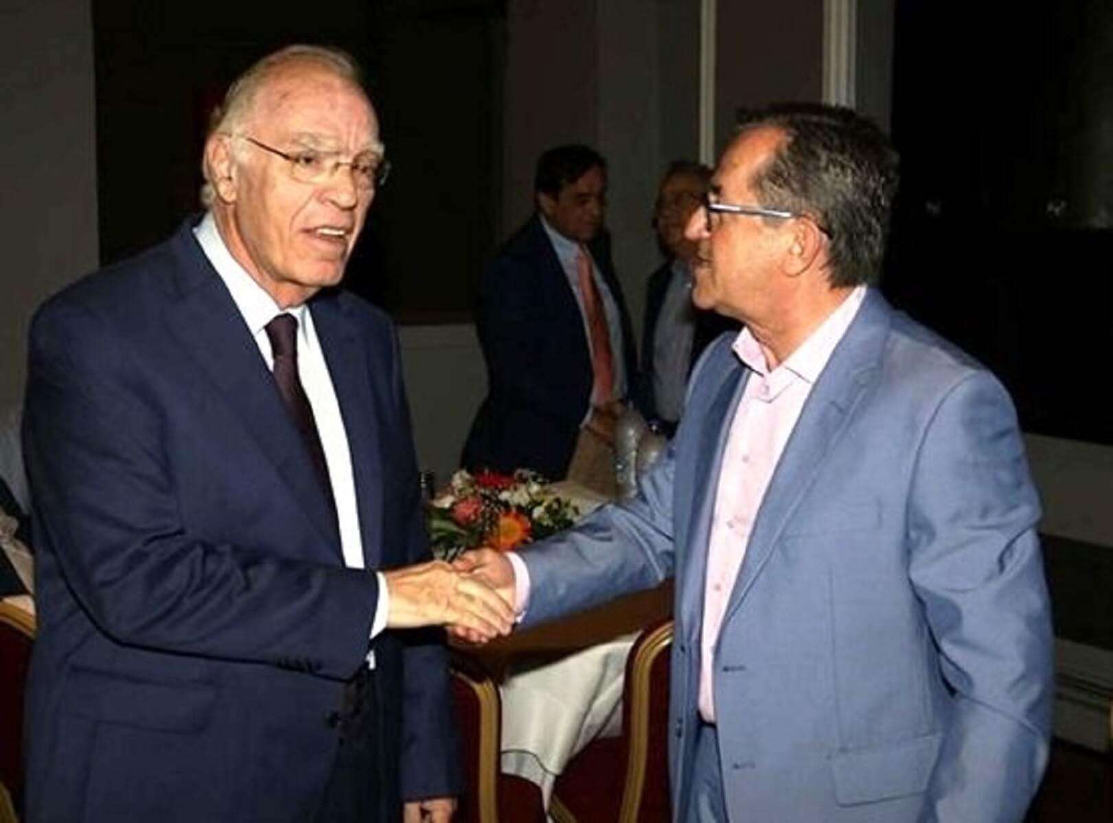 Οριστικό! Λεβέντης και Νικολόπουλος κατεβαίνουν μαζί στις εκλογές