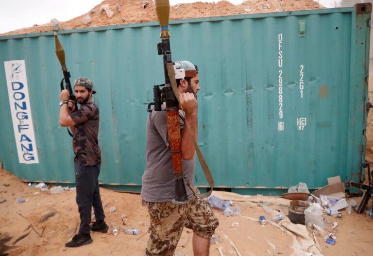 «Ποτάμι» το αίμα στη Λιβύη: 653 οι νεκροί στη μάχη για την κατάληψη της Τρίπολης