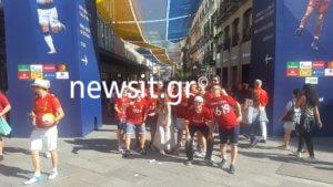 Το NewsIt.gr στον τελικό του Champions League! Πανικός στη Μαδρίτη – videos