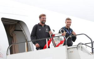 Champions League: Υποδοχή ηρώων στους θριαμβευτές της Λίβερπουλ! – videos